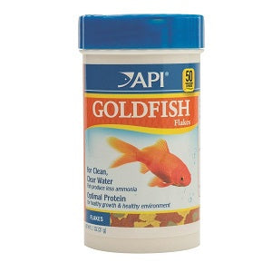 API - Goldfish Flakes 30gm