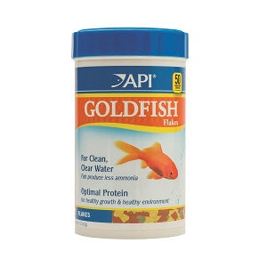 API - Goldfish Flakes 160gm