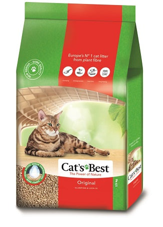 LITTER CATS BEST OKOPLUS 13.5KG