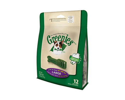 GREENIES LARGE ORIGINAL 510GM (PK12)