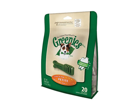 GREENIES PETITE ORIGINAL 340G (20PK)