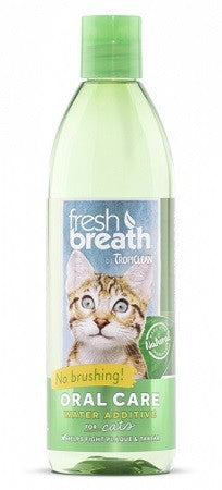 Fresh Breath water additive CAT 473ml