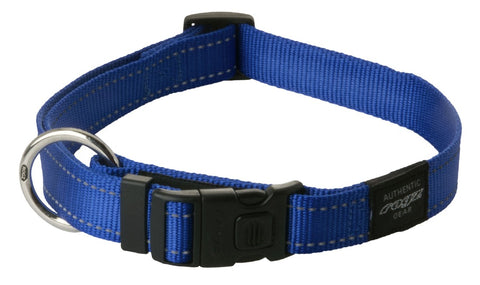 FANBELT COLLAR BLUE