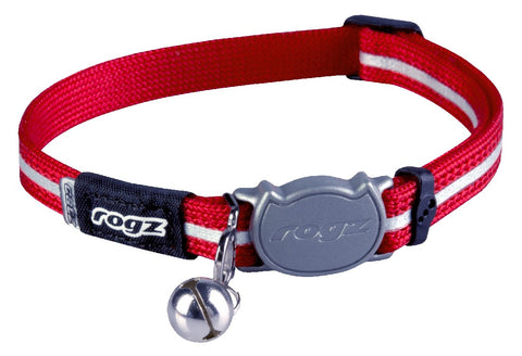 Alleycat Safelock Collar Red