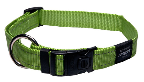 LUMBERJACK COLLAR LIME