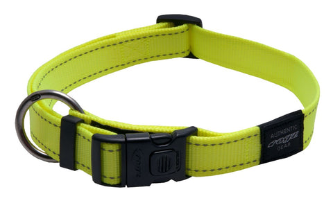 LUMBERJACK COLLAR DAYGLOW YELLOW