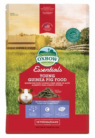 OXBOW ESSENTIALS YOUNG GUINEA PIG 2.25KG