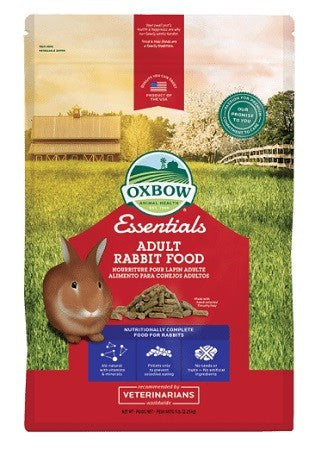 OXBOW ADULT RABBIT FOOD 2.25 KG
