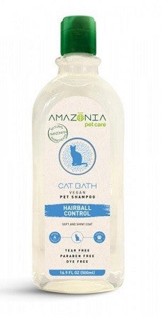 Amazonia Cat Shampoo Hairball Control 500ml