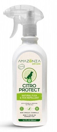 Amazonia Citro Protect Natural Flea/Tick Repellent 250ml