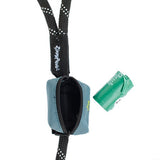 ADVENTURE LEASH BAG DISPENSER FOREST GREEN