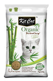 KIT CAT ORGANIC BAMBOO LITTER 3KG