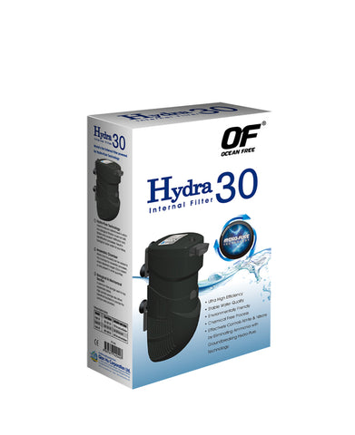 Ocean Free Hydra 30 - Internal Filter (600 lph)