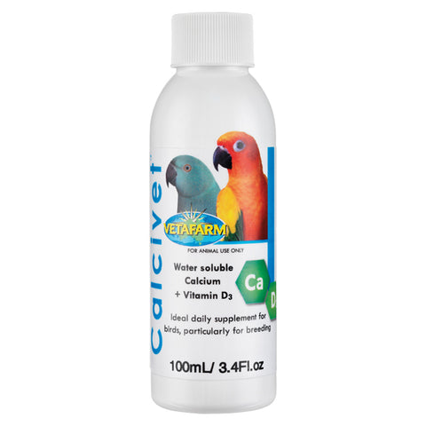 VETAFARM CALCIVET 100ML
