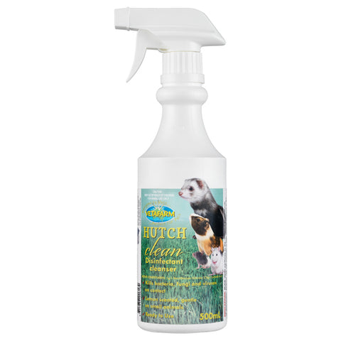 VETAFARM HUTCH CLEANRTU 500ML