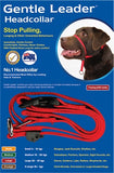 GENTLE LEADER HEAD COLLAR BLACK LARGE