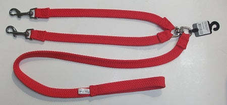 Beau Pets LEAD BRACE DOUBLE RED