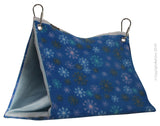 BIRD HAMMOCK CLOSED LRG BLUE