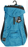 Dog Coat RainBuddy 55cm W Res Blue