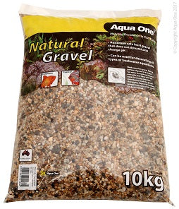 Natural Gravel Australian Gold Dark 4-6mm Mix 10kg