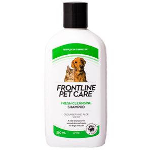 FRONTLINE FRESH CLEANSING SHAMPOO 250ML