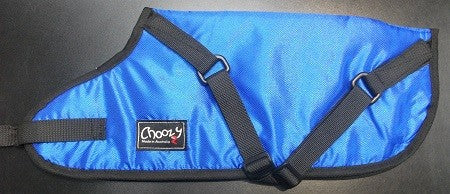 CHOOZY COAT SHOWERPROOF 35CM