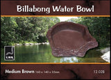 BB WATER BOWL MED-BR