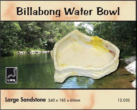 BILLABONG WATER BOWL LARGE SANDSTONE