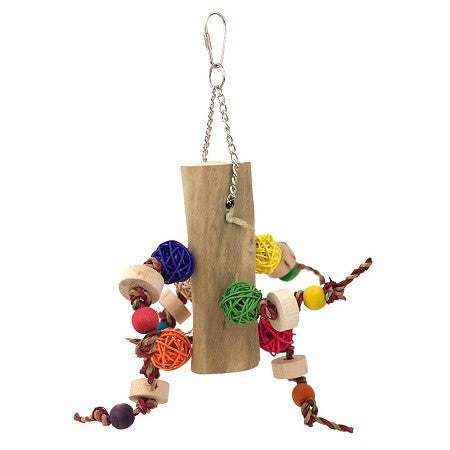 BIRD TOY BALSA THUG