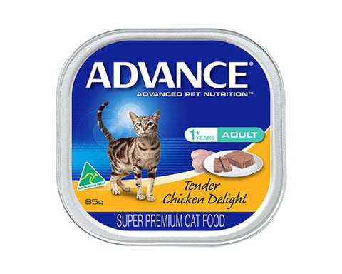 ADVANCE ADULT CHICKEN DELIGHT 85G