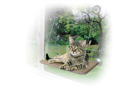 THE LOOKOUT WINDOW CAT BED