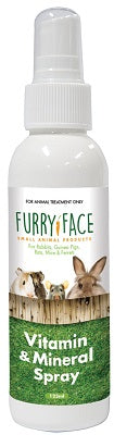FURRYFACESA Vit&Min Spray 125ml