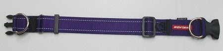 EZYDOG COLLAR DOUBLE UP XL PURPLE