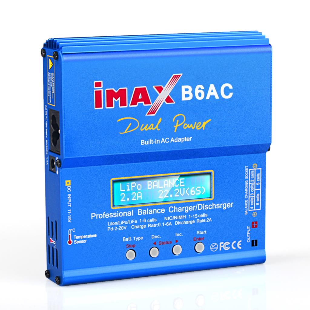 Chargeur iMAX B6 AC