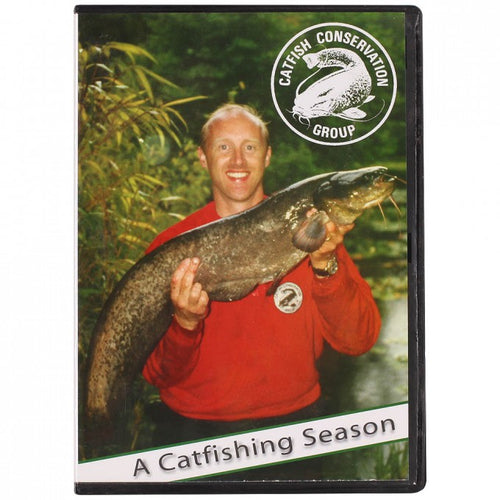 A Catfishing Season DVD