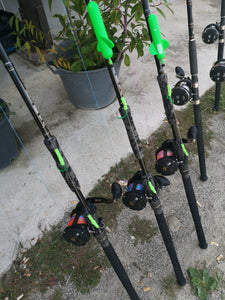 MadCat Black Deluxe Rod