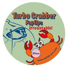 NEW! Turbo Crabber Pop-Ups