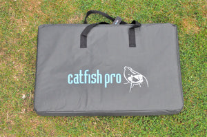 Catfish-Pro Catfish/Predator Unhooking Mat with Flap and Stink Bag