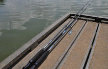 Load image into Gallery viewer, Catfish-Pro Top Cat Rod 4.5lb 12ft