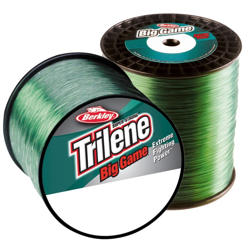 Berkley Trilene Big Game Super Strong in Green