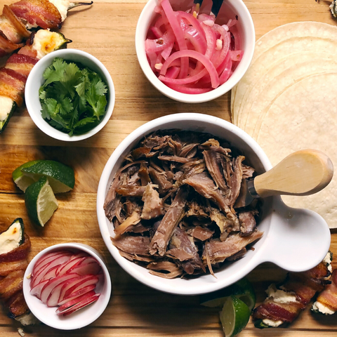 Carnitas - Smokin Oaks Organic Farms - Meat Delivery in Nashville, TN