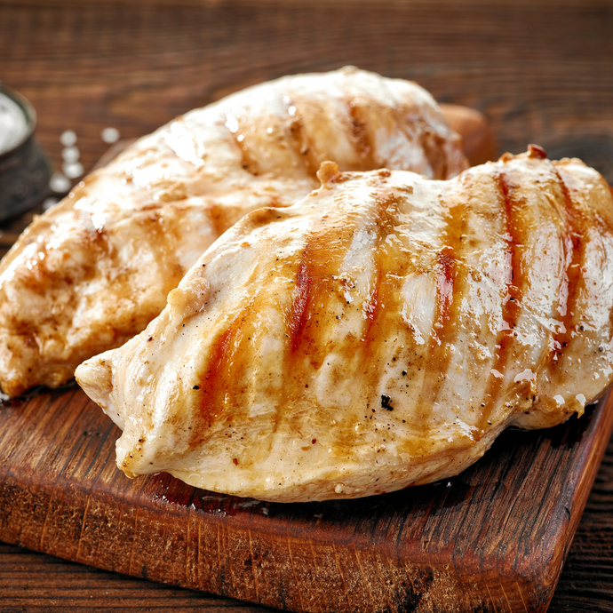 Boneless Skinless Chicken Breasts (0.67 lb)