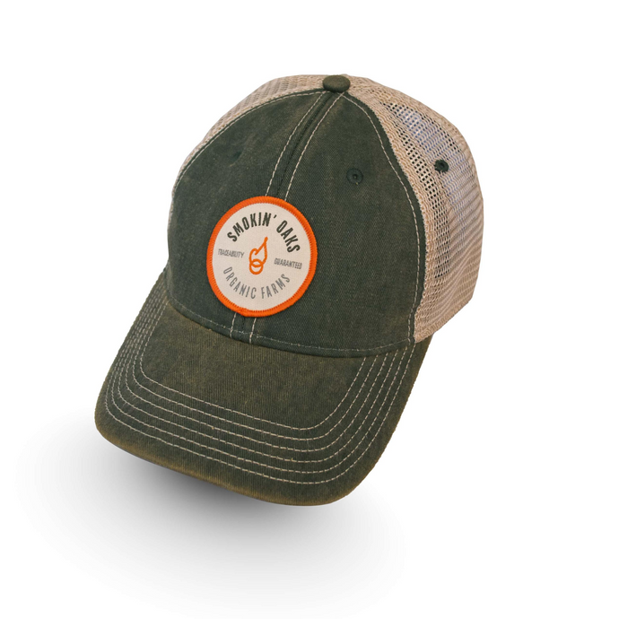 Smokin' Oaks Trucker Hat