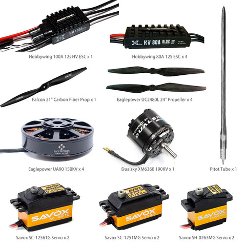 Electric Power Package for EV350