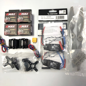 PNP Power Package for Mini Crosswind 1600 Plane