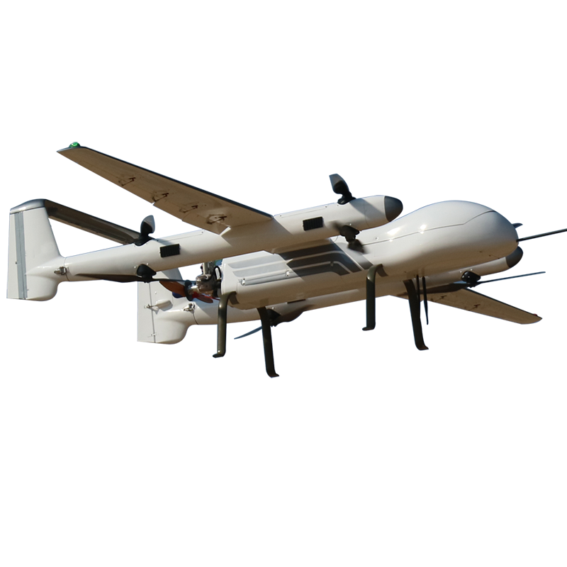 LES550 Long Endurance LiDar Mapping UAV