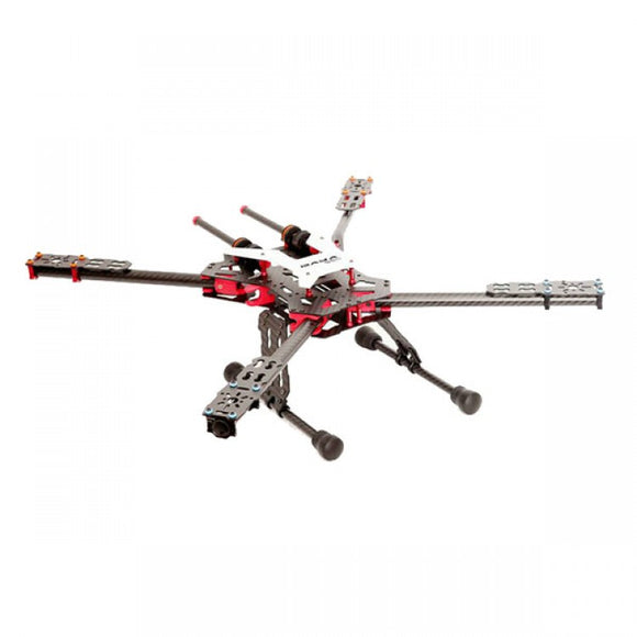New DAYA 550 Alien Carbon Fiber Folding 4-Axis FPV Quadcopter Frame Kit