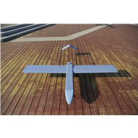 Remote Control Electric Powered New Hugin 2.2m V-Tail/H-tail Glider RC Airplane ( Power combo selectable)