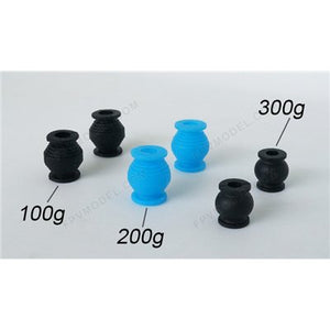 High Quality Anti-vibration Rubber Balls Damping Balls 100g 10PCs