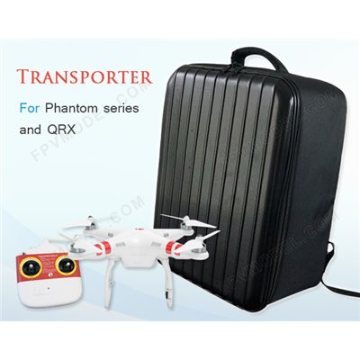 New Transporter Backpack for DJI Phantom Series and QRX